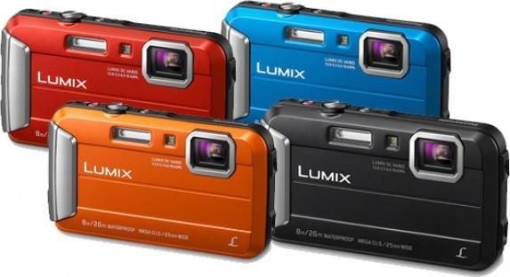 kleuren LUMIX DMC-FT30