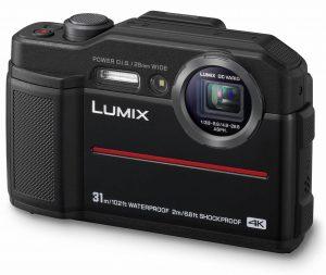 Panasonic Lumix DC-FT7 review onderwatercamera kopen