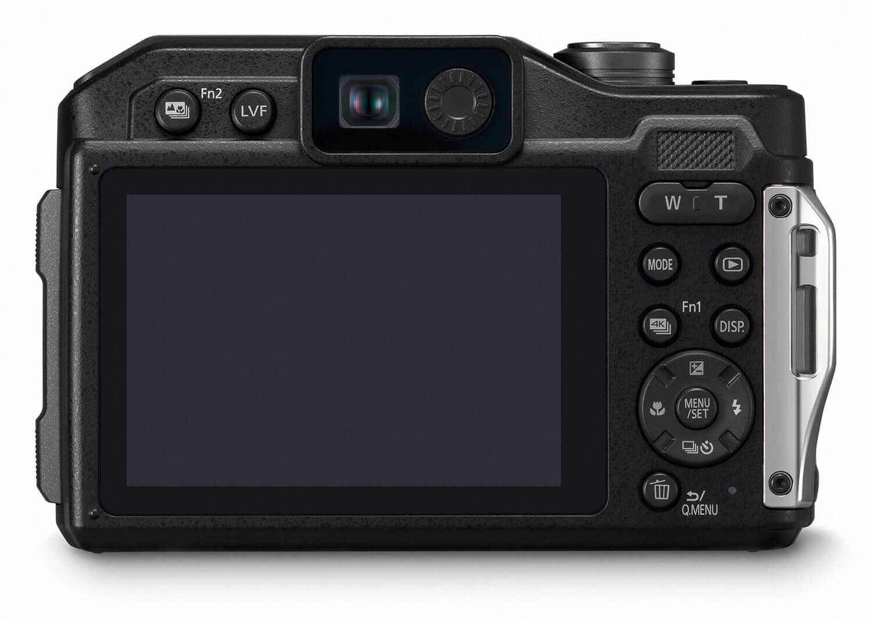 beste onderwater camera kopen panasonic lumix dc-ft7