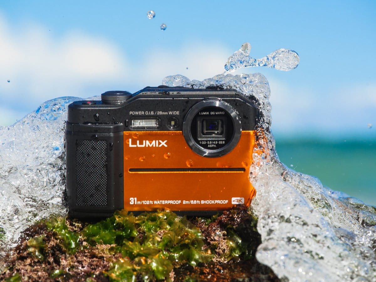 beste waterproof camera panasonic lumix