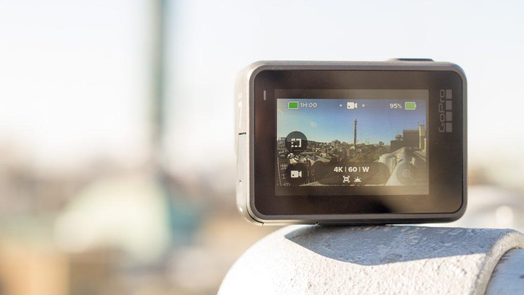 gopro hero 7 display touchscreen action camera kopen