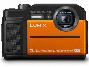 panasonic lumix dc-ft7 oranje versie