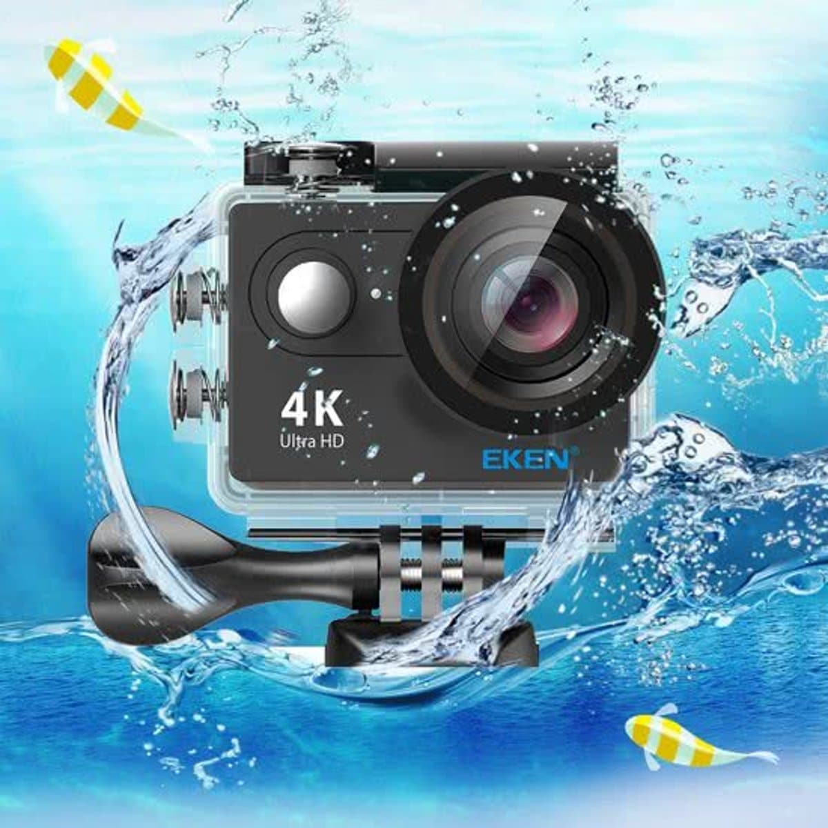 EKEN H9R review 4k action camera