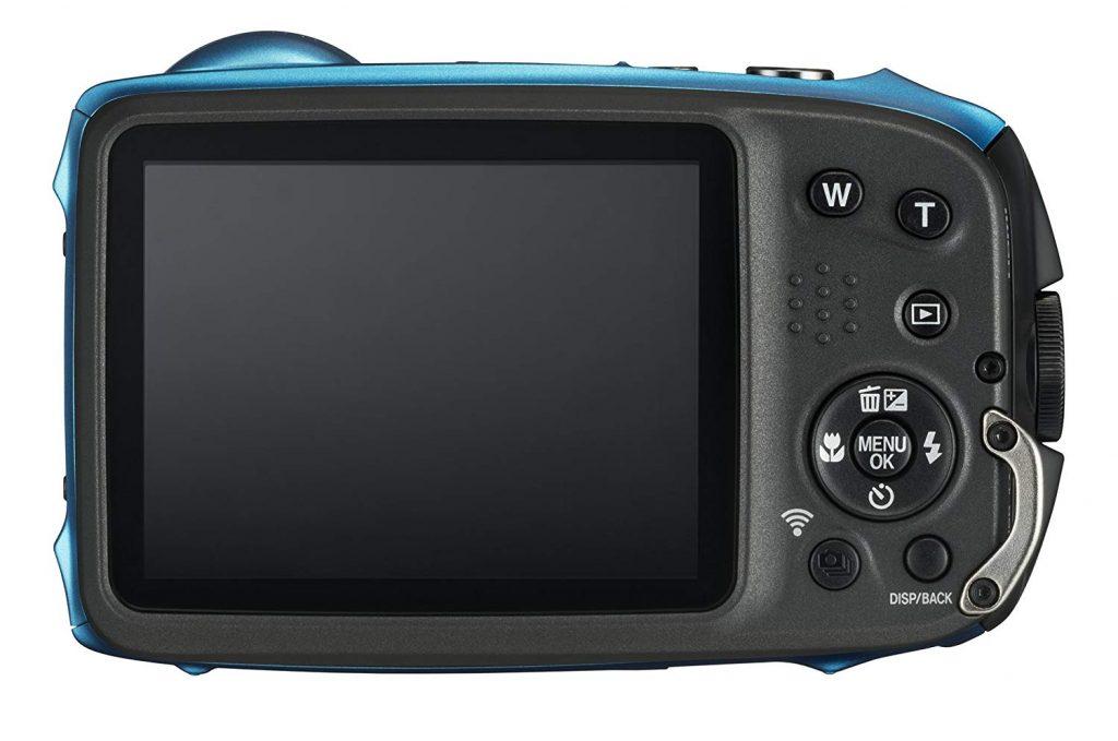 Fujifilm FinePix XP130 review waterproof camera