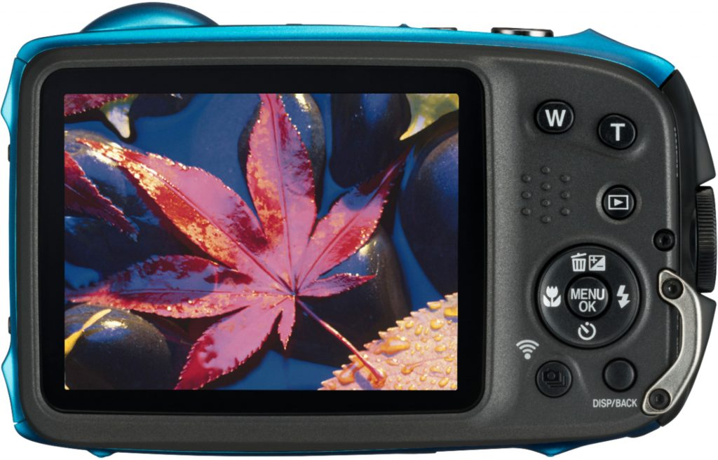 display van de Fujifilm FinePix XP130