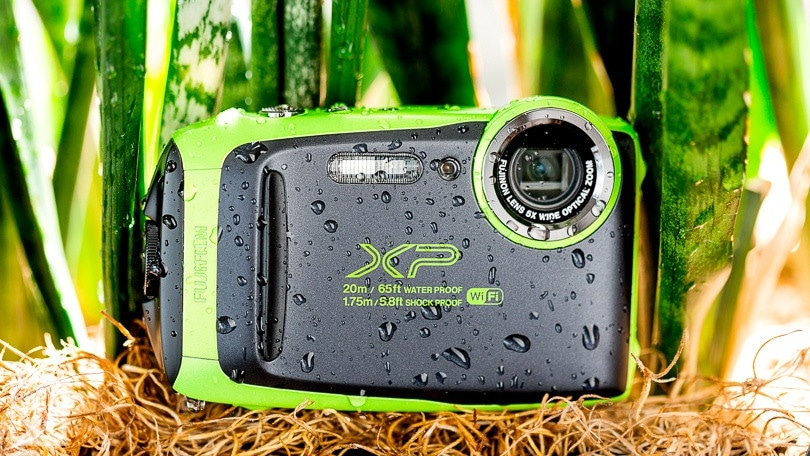 waterproof Fujifilm FinePix XP130 review camera
