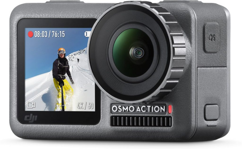 dji osmo action camera review goedkope action camera