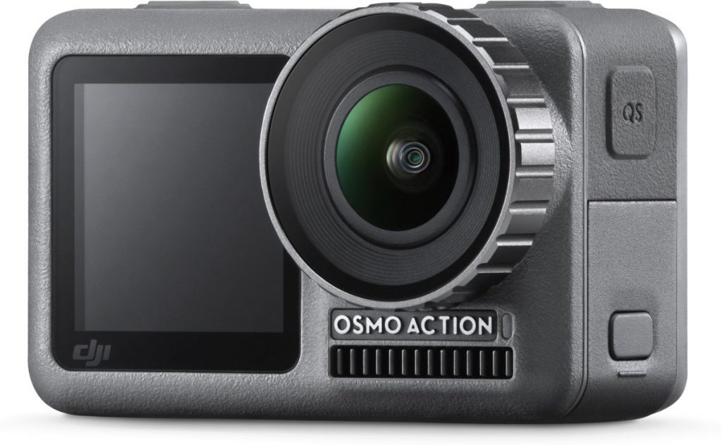 dji osmo action review beste action camera