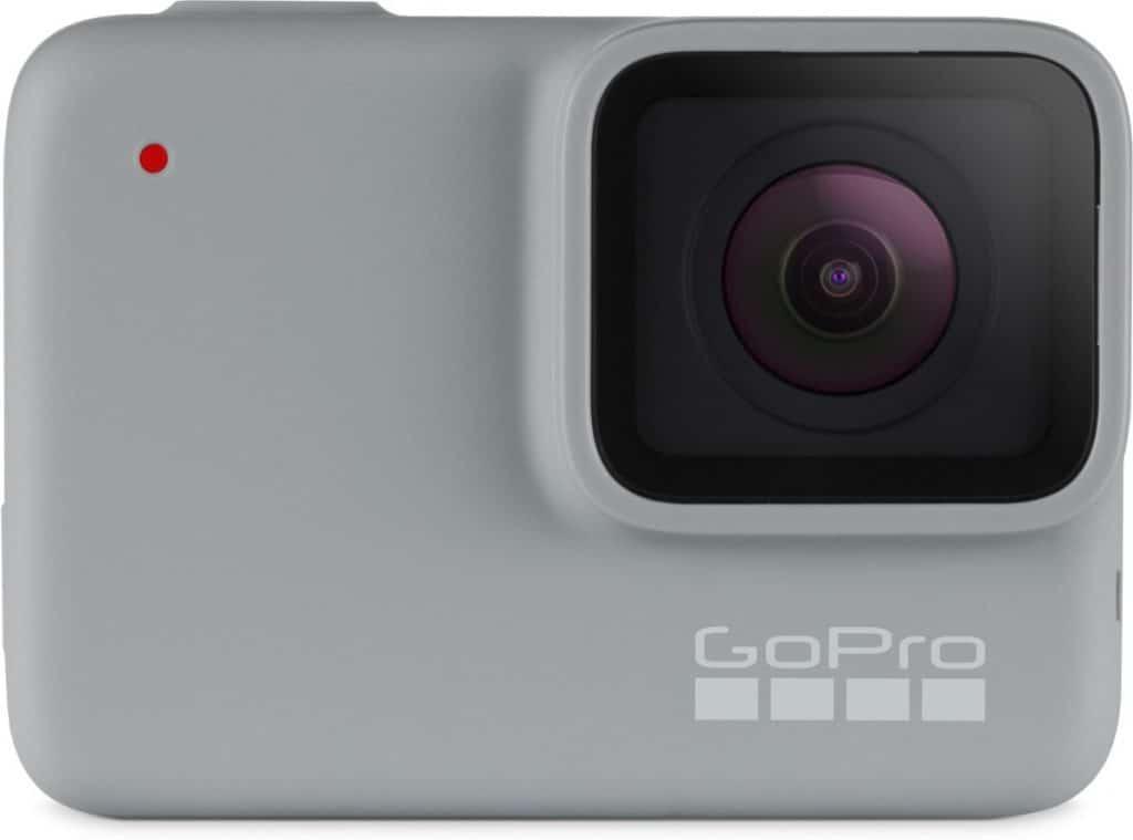 gopro 7 hero white voorkant beste instap action camera