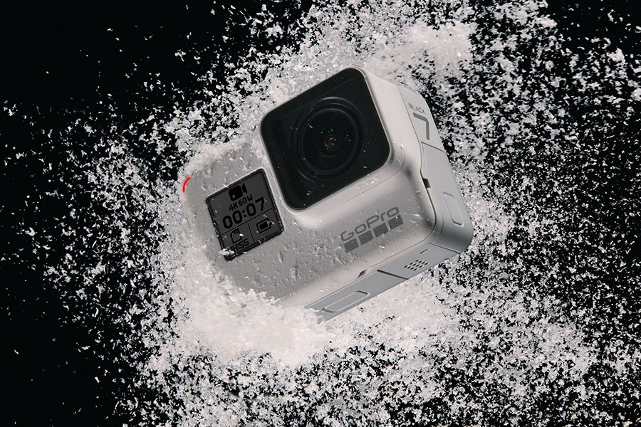 gopro 7 white kopen beste action camera