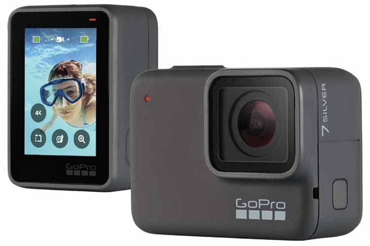 gopro kopen hero 7 silver action camera