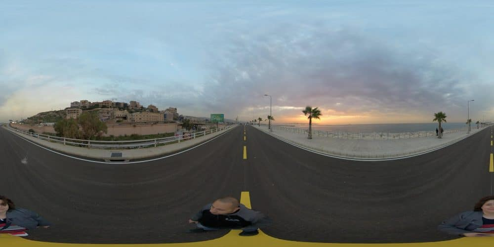 Videokwaliteit 360 graden