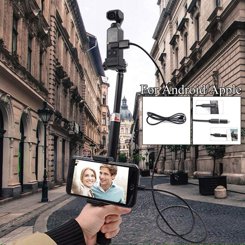 accesoires voor gebruik dji osmo pocket review