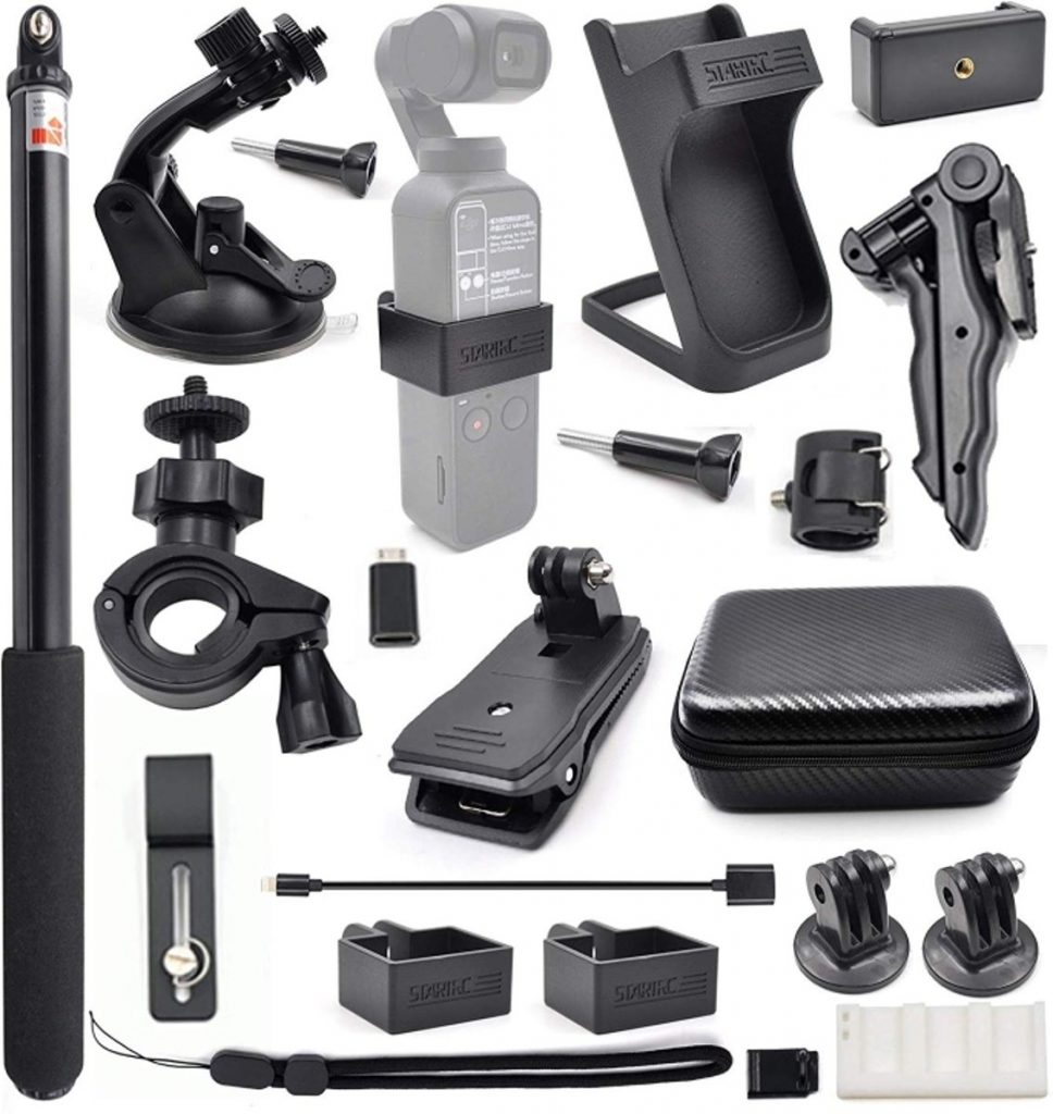 dji osmo pocket accessoires