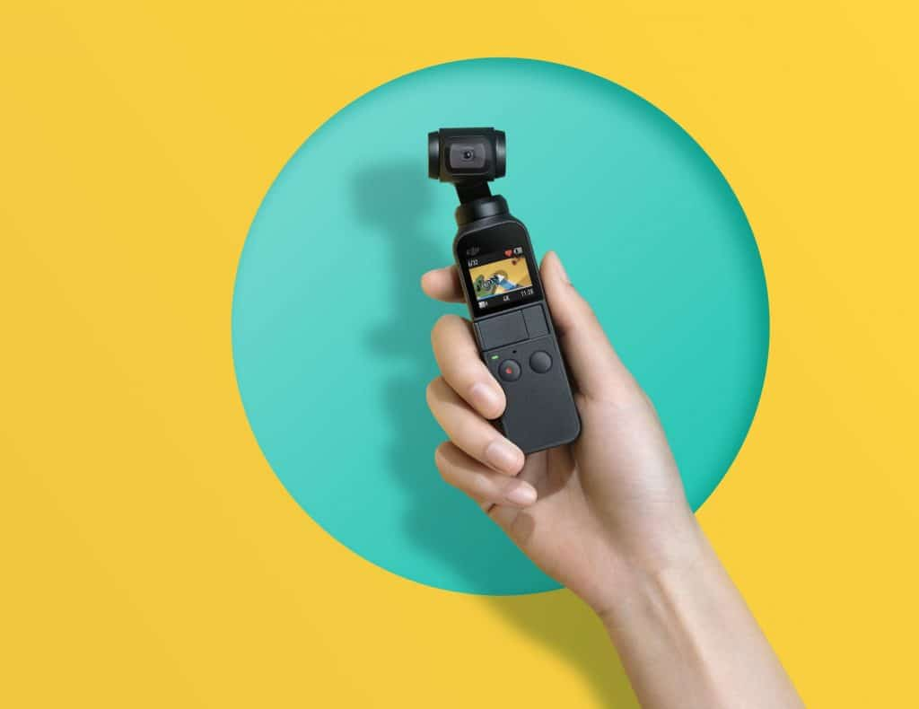 dji osmo pocket review action camera in pocketformaat