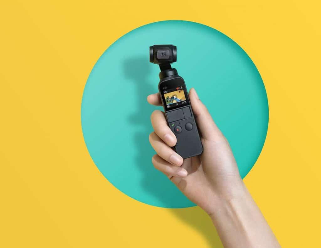dji osmo pocket review action camera in pocketformaat